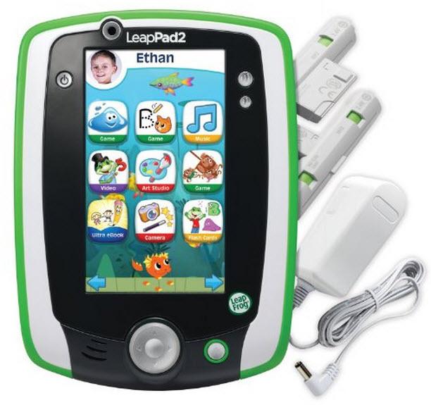 LeapFrog LeapPad2 Power Learning Tablet