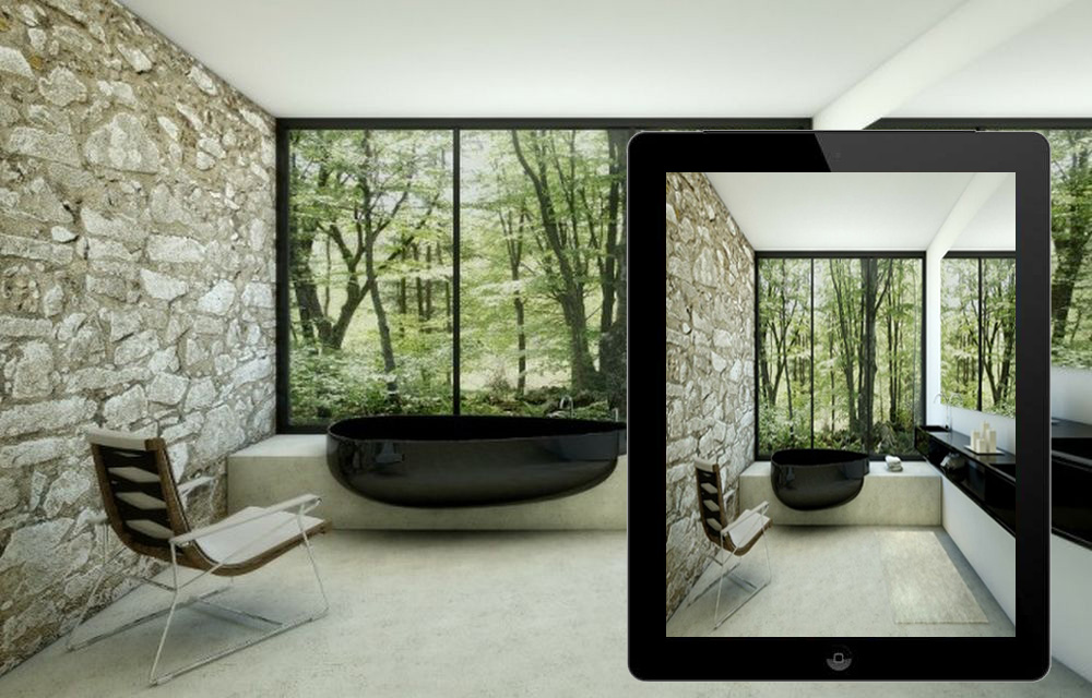 Top 10 free bathroom design software for ipad for Design your bathroom 3d