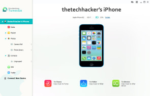 Transfer Files Easily To Your iOS Devices With Wondershare TunesGo-Review