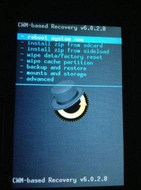 Cyanogenmod Instalation