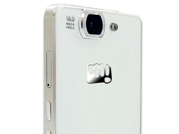 Micromax Knight Camera