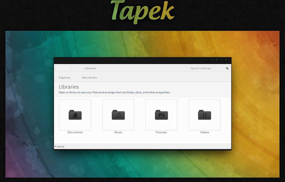 Tapek