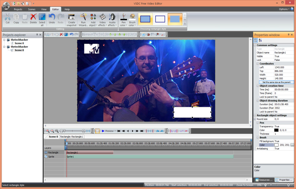 easy video editor free online movie maker and editor