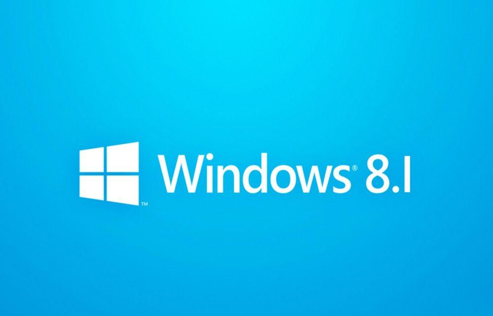 Microsoft Windows 8.1 Update 1 Download Links Leaked