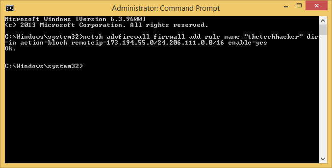 YouTube speed command prompt