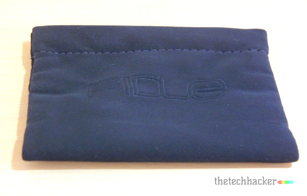 Fidue A63 Pouch