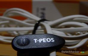T-Peos Earphones Clip