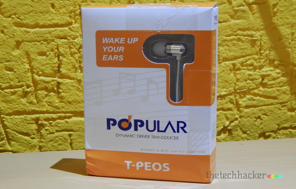 T-Peos Popular Box