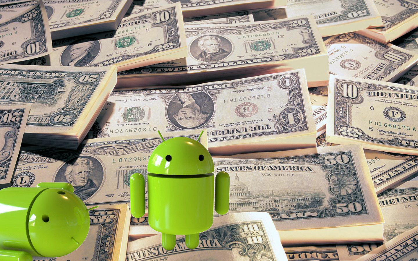 Top 5 Income & Expense Manager Apps For Your Android Device
