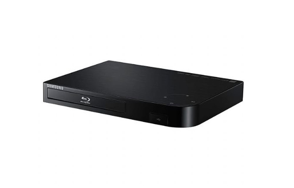 Samsung BD-F5700 Wi-Fi Blu-Ray Player