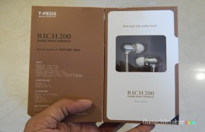 T-Peos Rich200 Box Open