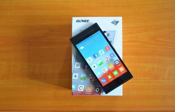 Gionee Elife E7 Mini Box