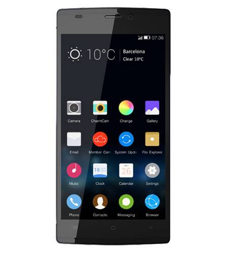 Gionee Elife S5.5 Black