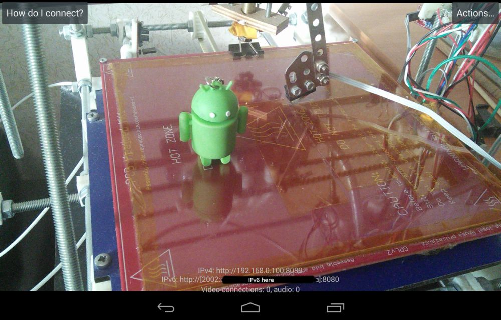 How To Turn Your Android Device As A Webcam