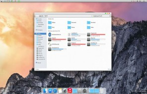 Transform Your Windows Into Mac OS X Yosemite With Transformation Pack