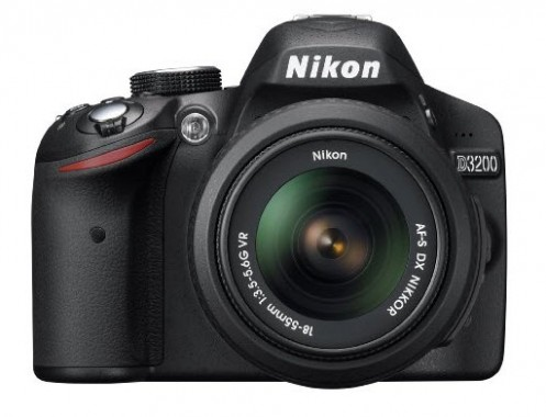 Nikon D3200 24.2 MP