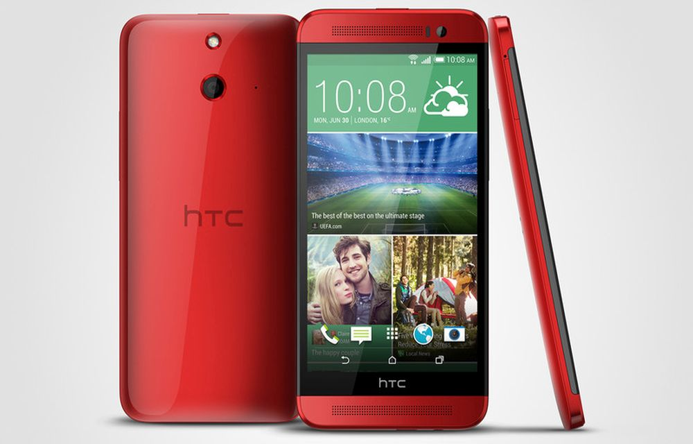 How To Update HTC One E8 With TWRP Recovery