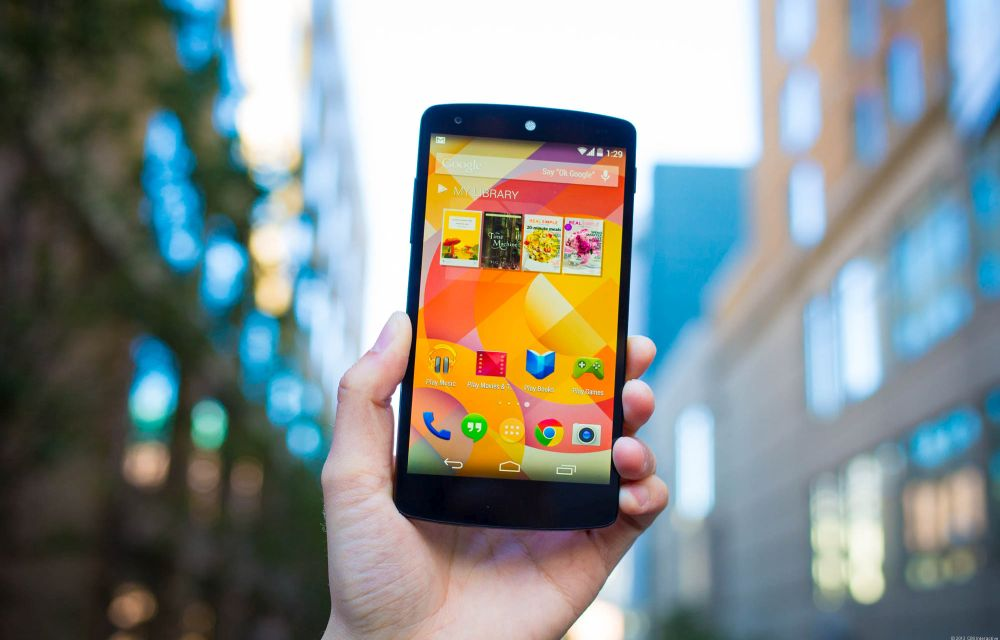 How To Update Nexus 5 To Android 4.4.4 AICP KitKat Custom ROM