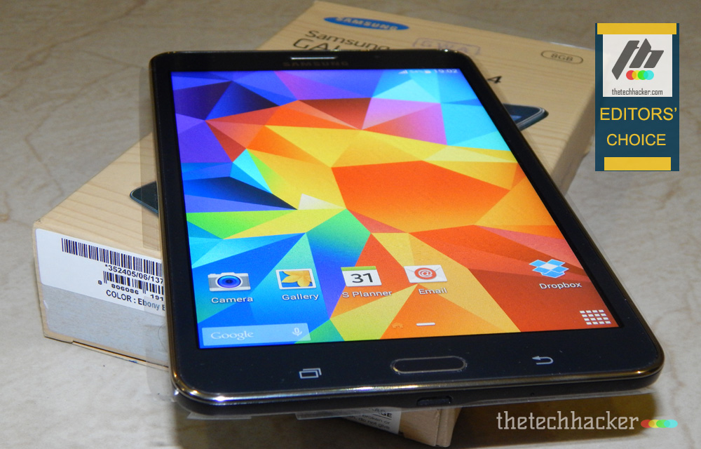 Samsung Galaxy Tab 4 SM-T231 Review-Good Looking Basic Tablet