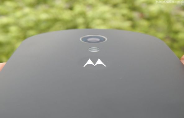 Moto G 2nd Generation Backside