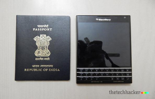 BB Passport Size