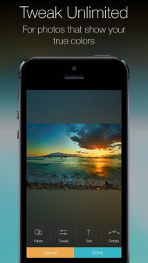 Camera Plus for iOS8