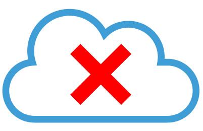Cloud Disadvantages