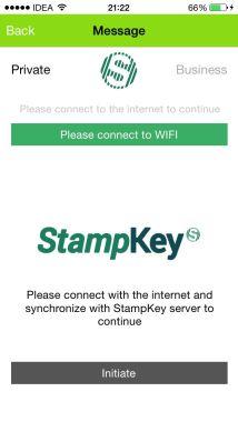 StampKey App