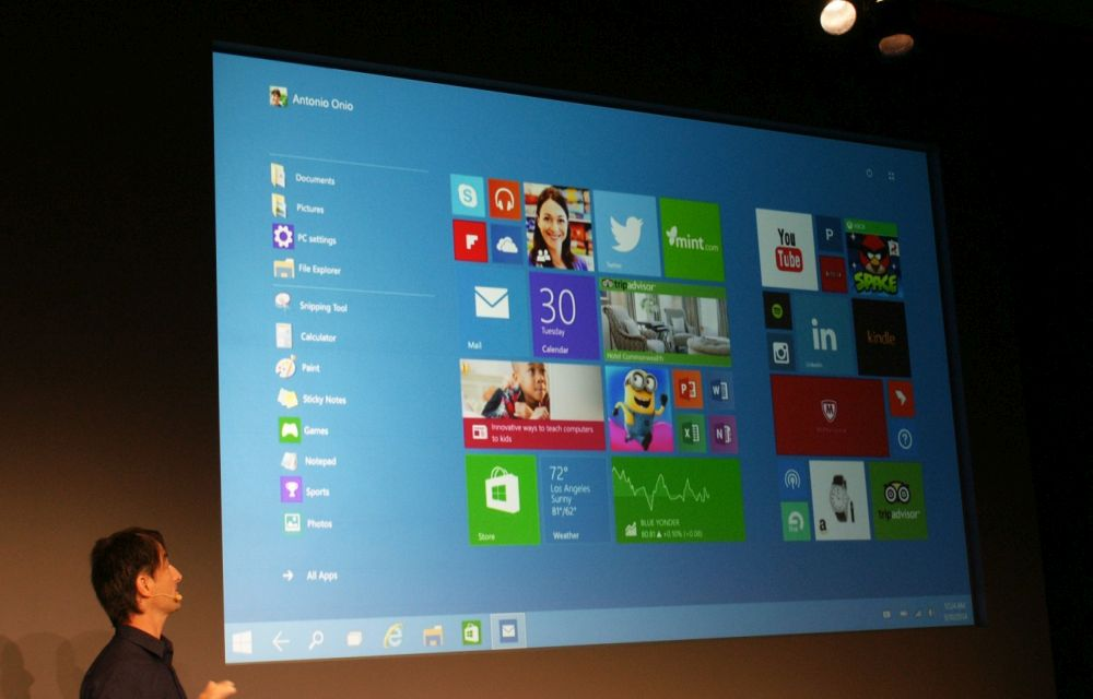 Windows 10 Technical Preview Download Links
