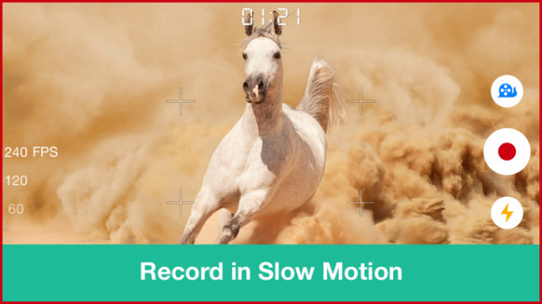 SlowCam