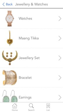 All products availability in ShopAlike