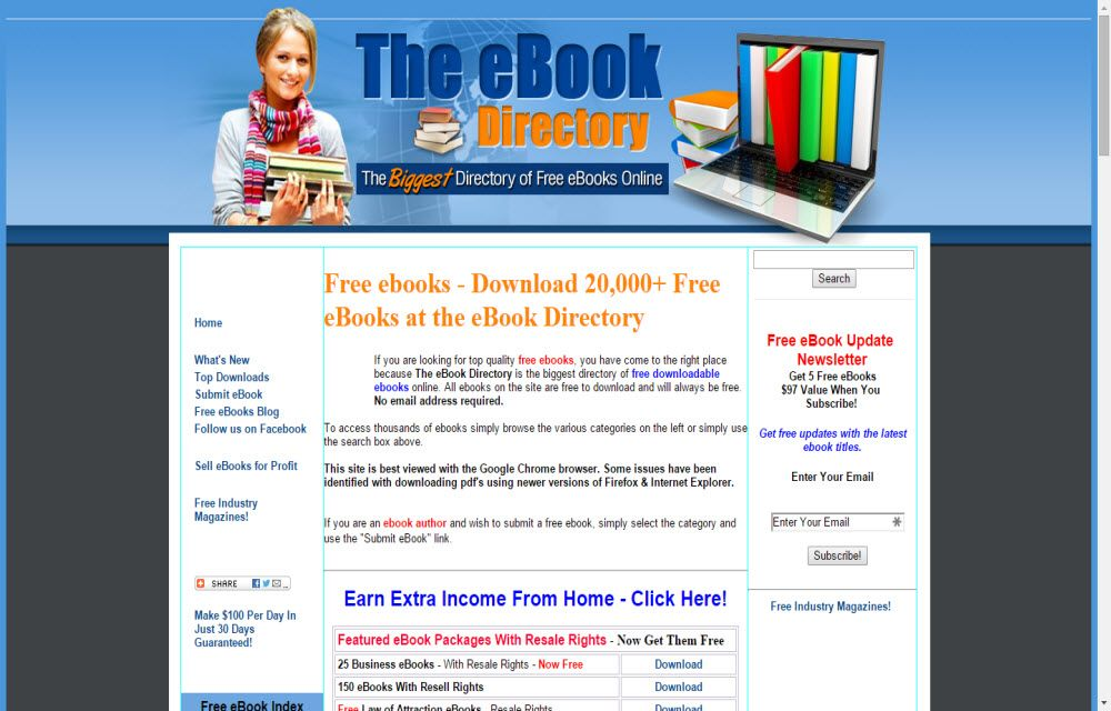 Online dating ebook