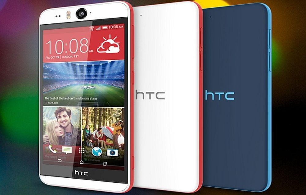 HTC Desire Eye Camera Review
