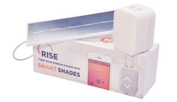 RISE Smart Shade Box