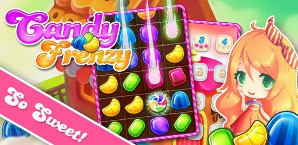 Candy Frenzy Android Game