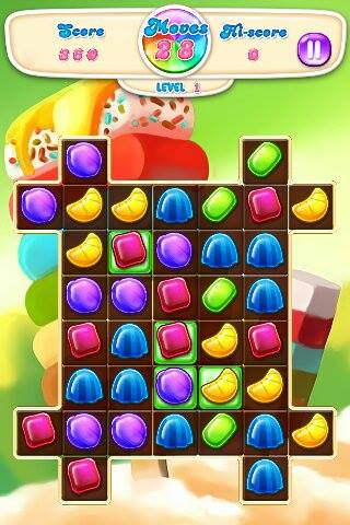 Candy Frenzy Game Play