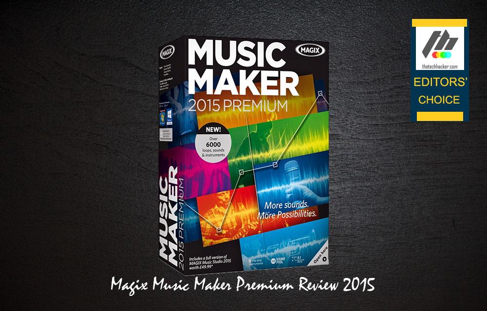 Magix Music Maker 2015 Premium Review