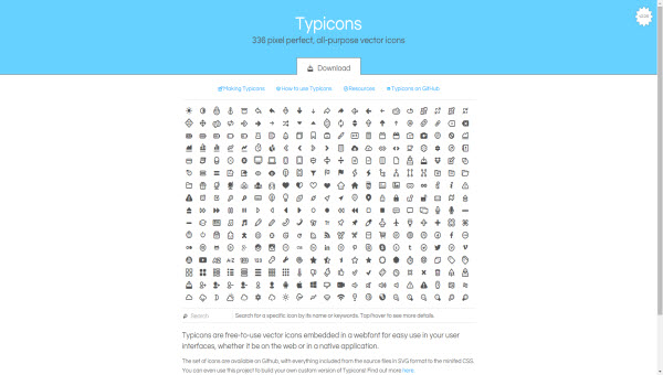 Typicons