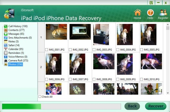 how to recover lost iphone videos