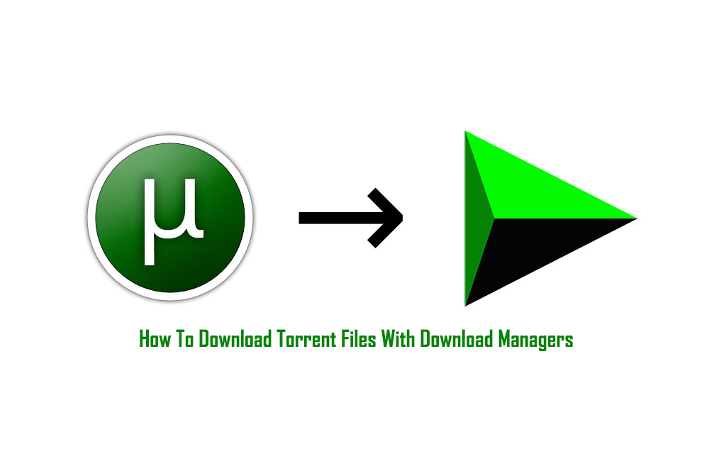 How To Download Torrent Files With Download Managers
