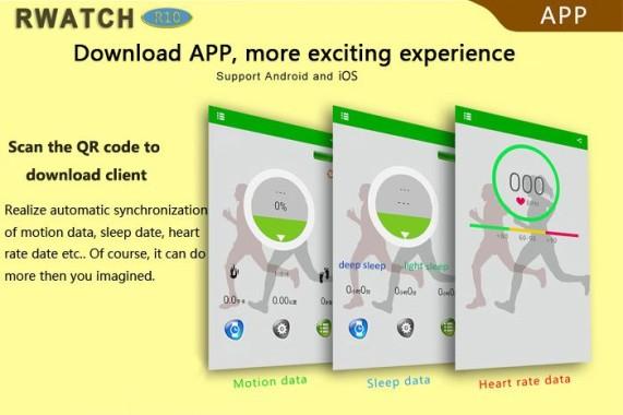 RWATCH R10 App