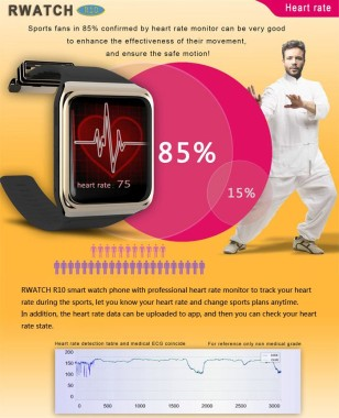 RWATCH R10 Heart Rate Monitor