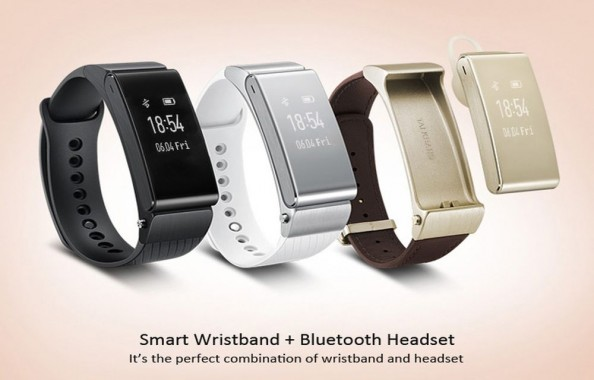 Huawei Talkband B2 Smartwatch Features