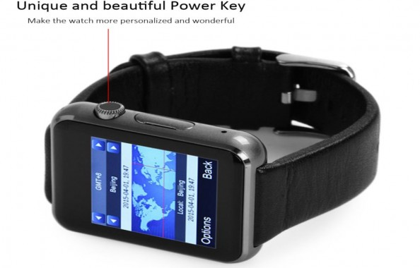 D Watch 2 Power Key