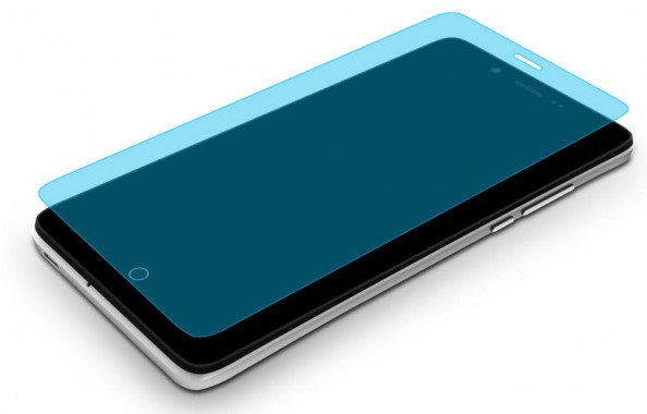 Elephone P6000 Pro Tempered Display with Blue Light Glass