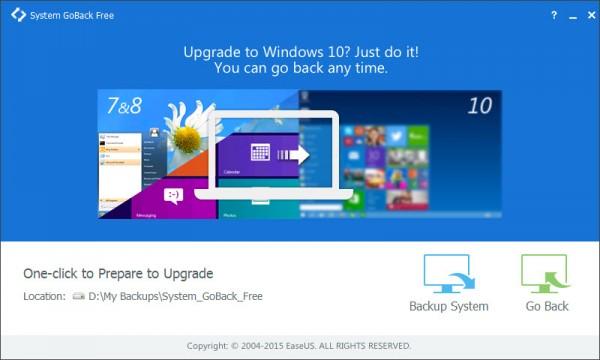 How to downgrade Windows 10 to 8.1