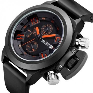 Megir Waterproof Watch