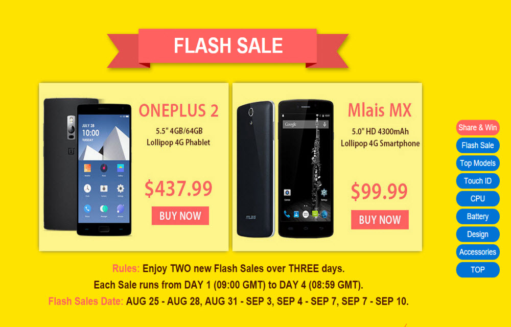 Everbuying Brings New Deals, Lucky Draw and Flash Sale Details