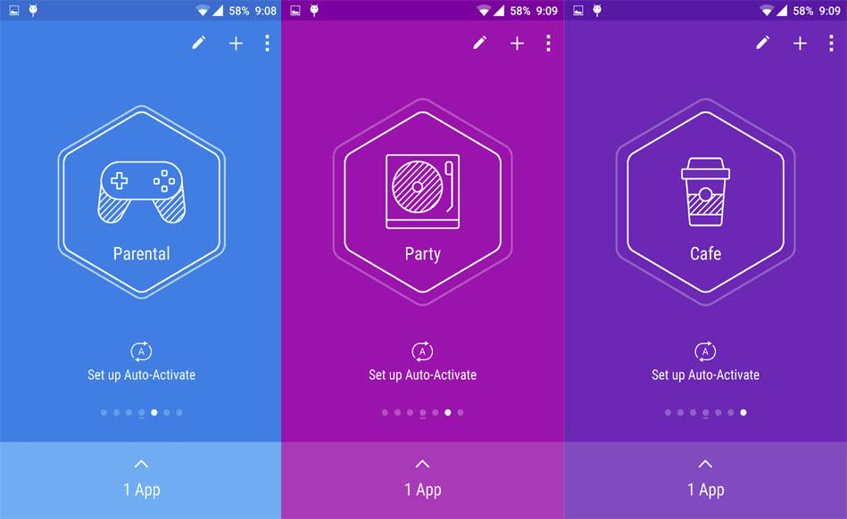 Hexlock App Profiles