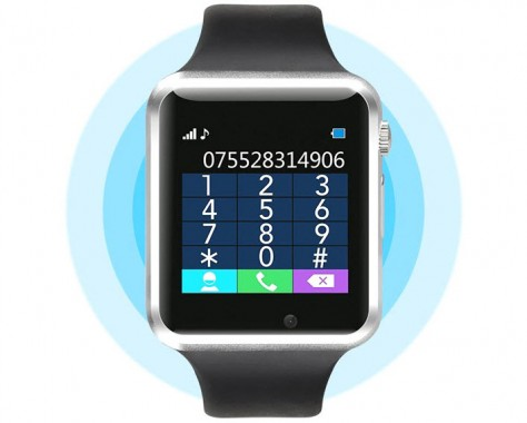 W8 Watch Specifications